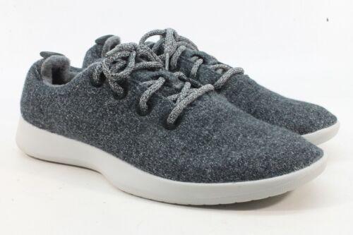 Allbirds Men/'s Wool Runners Natural Grey//Grey Sole Comfort Shoes FLSAMP
