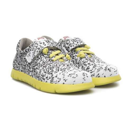 NEW Camper Kid's Boys Mira Sporty Sneakers Lace-Up Hook /& Loop Athletic Shoes