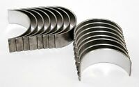 Small Block Chevy Acl Large Journal Rod Bearings 350 400 Sbc 8b663a Std Aluglide