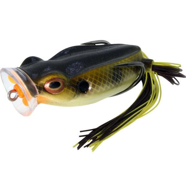 River2Sea Spittin Wa 55 Topwater Frog 2.25 inch Frog Bass Fishing Lure