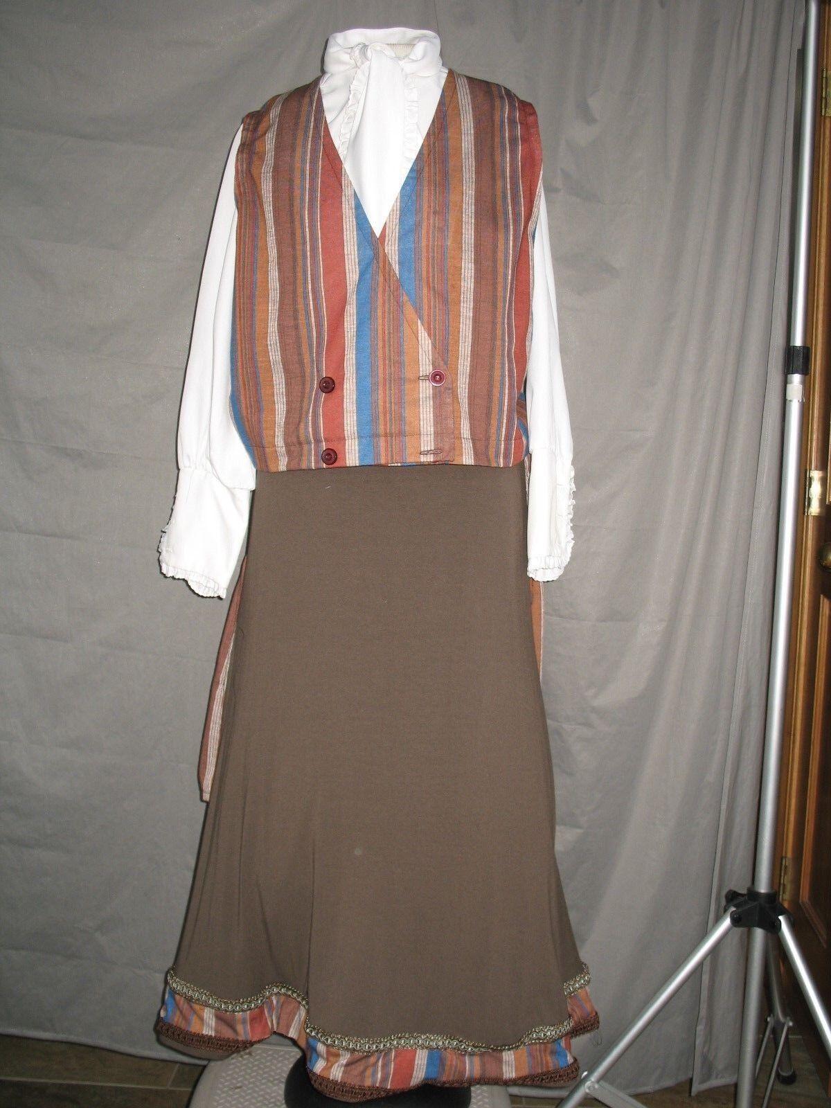 Victorian Dress Edwardian Costume Civil War Style… - image 3