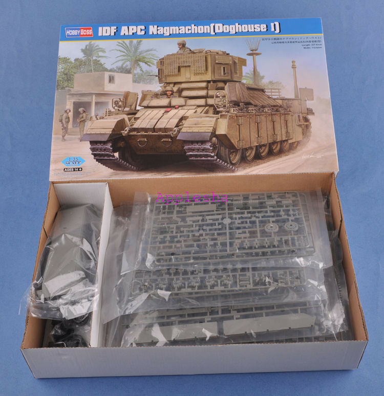 Hobbyboss 1 35 83869 IDF APC Nagmachon Doghouse I  Model Kit