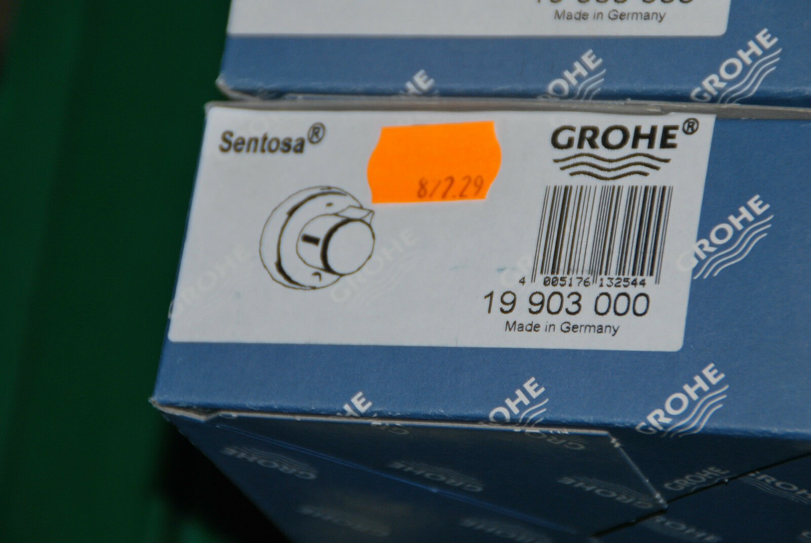 GROHE 19903 19903000 SENTOSA 3 WEGE UMSTELLUNG UMSCHALTER CHROM NEU