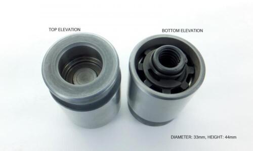 COMPLETE WITH INTERNALS P3306I for VOLVO 480 REAR Brake Caliper Piston