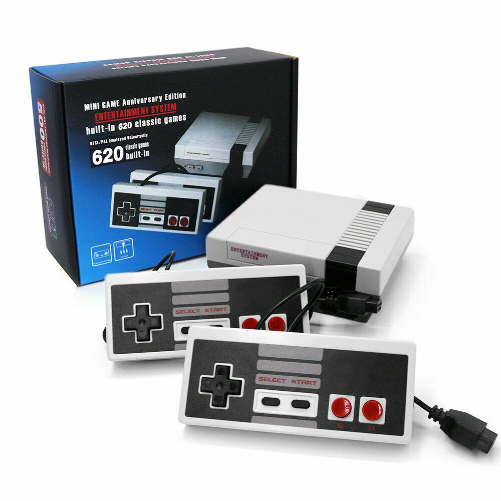 videogiochi e console: CONSOLE VIDEOGIOCO RETRO GAMES MINI 620 GIOCHI PREINSTALLATI + 2 JOYPAD