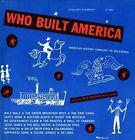 Who Built America: History Through Folksongs by Bill Bonyun (CD, May-2012, Smithsonian Records)