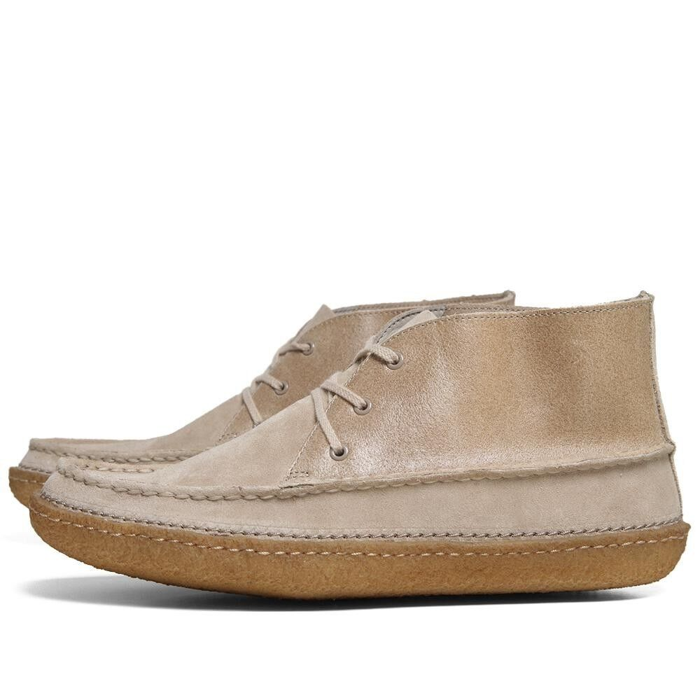 CLARKS ORIGINALS   EDMUND LANE  SAND COMBI  UK 9.5   9