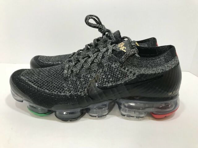 low priced 1046d 612bd *New* Nike Air Vapormax Flyknit BHM Men's Size 10 W 11.5 AQ0924-007 Rare!