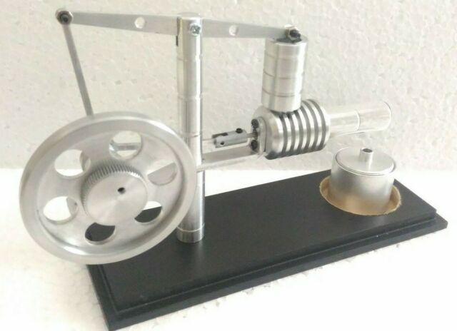 Stirling Engine Walking Beam Hot Air Heat motor no steam toys gift Educational