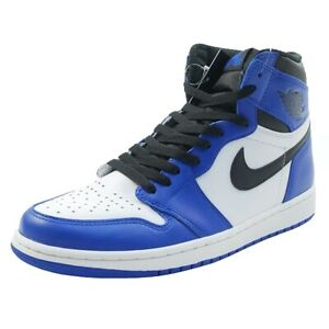 c28c4d402bdfde NIKE AIR JORDAN 1 RETRO HIGH OG GAME ROYAL 555088-403 sneaker BLUE ...
