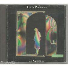 TONY PAGLIUCA - Io chiedo - LE ORME DANILO AMERIO CD 1990 NEAR MINT CONDITION