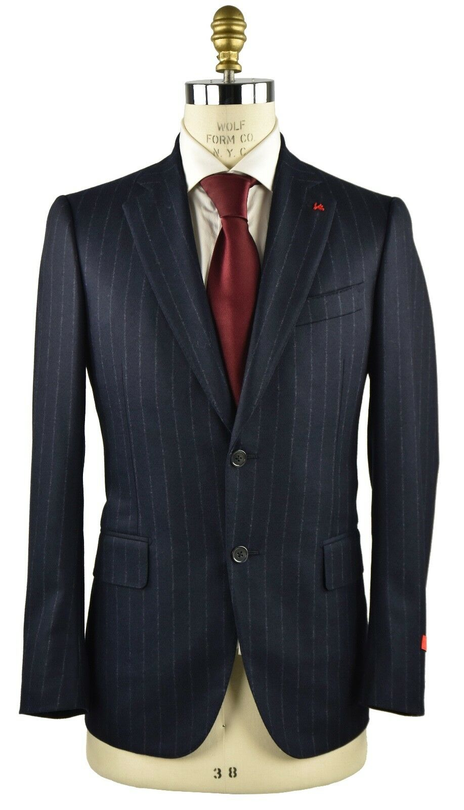 NEW 2018 ISAIA NAPOLI SUITS  100% WOOL  SZ 42 US 52 EU 8R  18IVW6