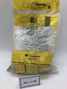Woodhead-Motor-Base-Watertite-Part-15W47MB-NEW
