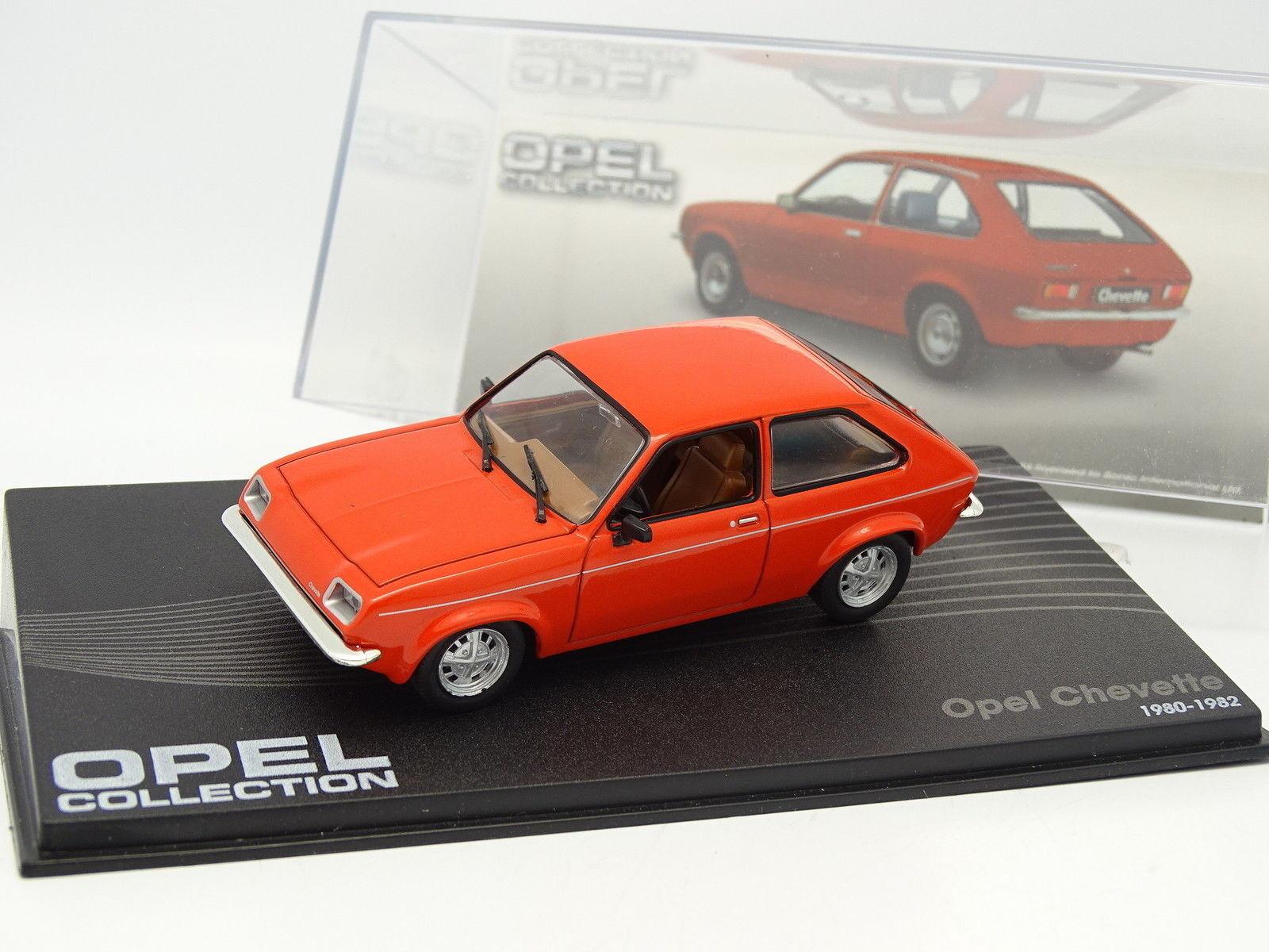 Ixo Presse Presse Presse 1 43 - Opel Chevette 1980 5f8c59
