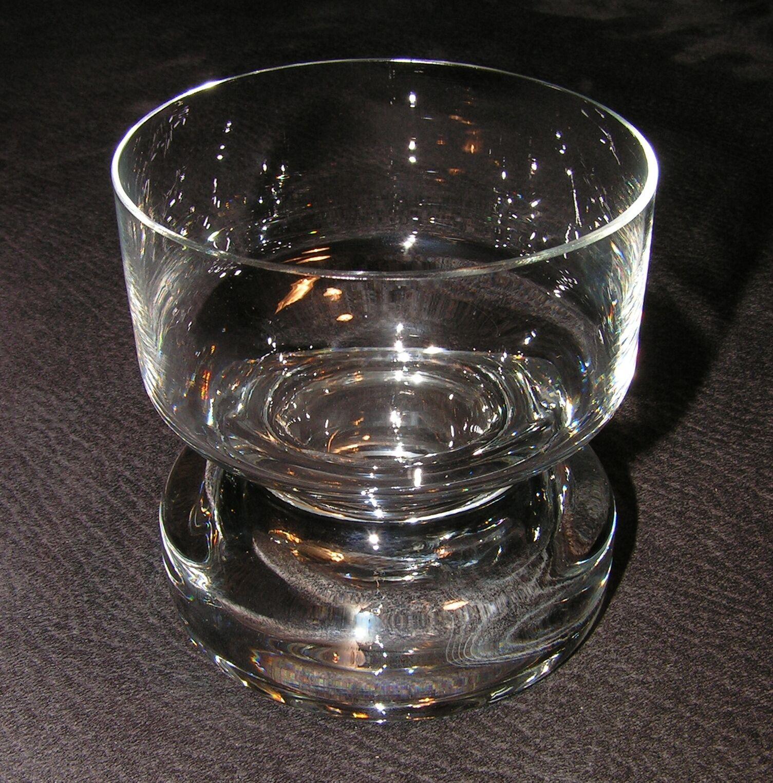 6x WMF Glas-Dessertschale mit Fuß 10 x 9 5 cm cm cm Rarität 70er Jahre NEU 2ea0f6