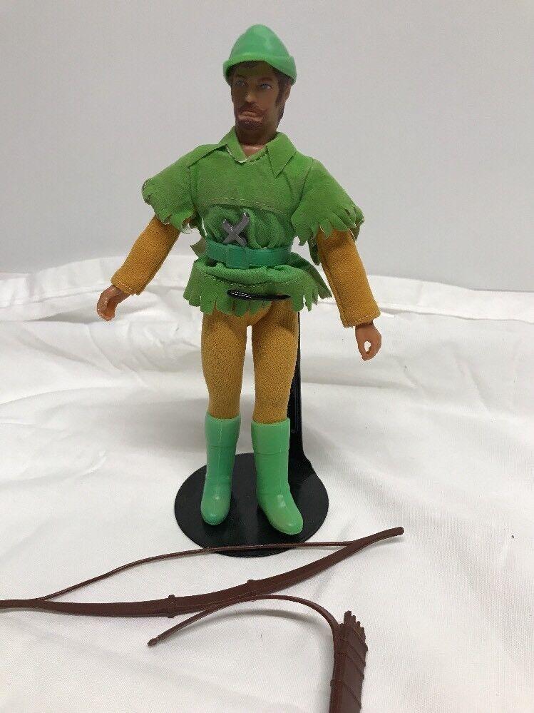 Vintage 1974 Mego ROBIN HOOD Action Figure Loose Complete