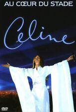 Celine Dion - Au Coeur Du Stade  World Tour - (NEW) Concert - A Must Have DVD