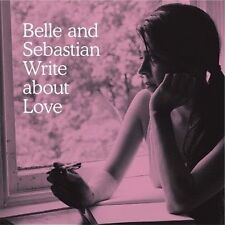 Write About Love by Belle and Sebastian (CD, Oct-2010, Rough Trade)