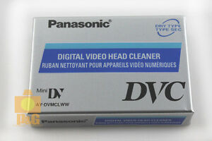 Panasonic-AY-DVMCLWW-Mini-DV-HDV-Digital-Video-Head-Cleaner-Tape-Made-in-Japan