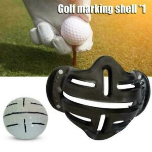 Golf-Ball-Line-Marker-Template-Alignment-Liner-Marks-Tool-2019-Putting-Shel-I9D0