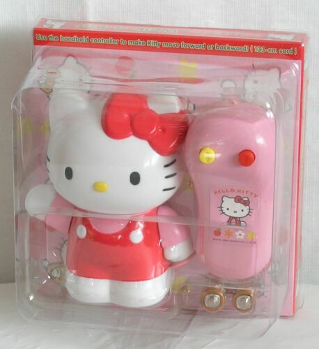 Hello Kitty Walk-a-Bot Corded Handheld Controller Sanrio 2001 NIP