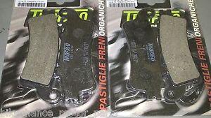 4 pastiglie anteriori organiche Honda VFR 800 fi v-tec 1998-2005