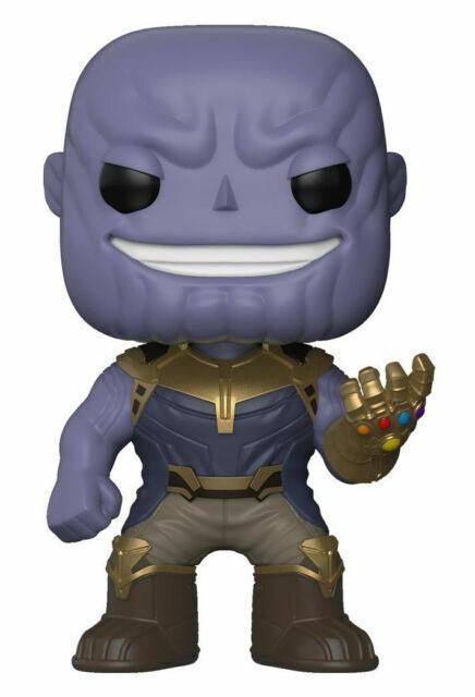 FUN26467 Infinity War Avengers 3 Thanos Pop Vinyl