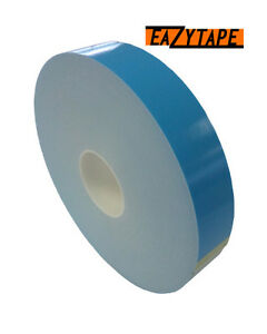 EazyTape-Double-Sided-White-Foam-Tape-with-Heat-resistance-50mm-wide