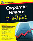 Corporate Finance For Dummies by Michael Taillard, Steven Collings (Paperback, 2013)
