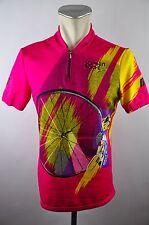 medico vintage roche Radtrikot cycling jersey maglia Rad Trikot Gr. L  J003