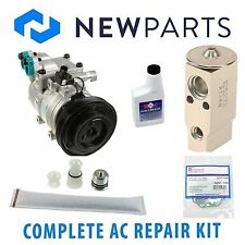 NEW AC A/C Repair Kit W/ OEM Compressor & Clutch Fits Hyundai Elantra 2001-2004