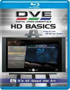 Digital-video-essentials-HD-basics-Edizione-Regno-Unito-BluRay-O-B003190