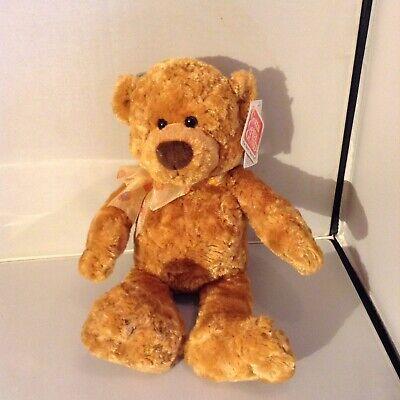 Pratico Devo Tolto Gund Teddybear-marmellata-mostra Il Titolo Originale Bello E Affascinante