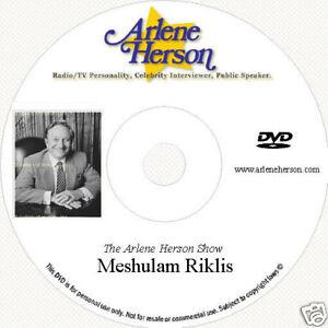 Meshulam-Riklis-TV-Interview-30-Minutes-DVD