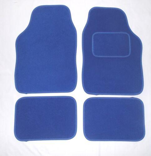 Blue Car Mats For Skoda Fabia Octavia Vrs Citigo