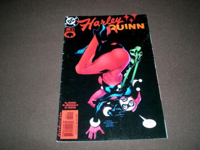 Harley Quinn 20, (2002), DC Comics  C06