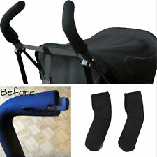 Baby Carriage Stroller Pram Handle Pushchair Grip Protective Cover Sleeve Useful