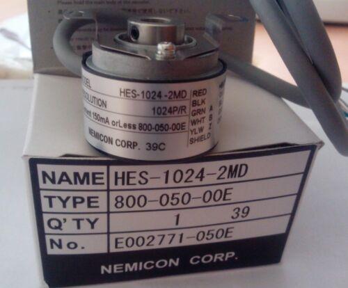 1pcs Nouveau nemicon encoder HES-1024-2MD