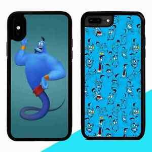 Aladdin Genie Magical Disney Soft Black Phone Case Cover For Iphone Samsung Ebay