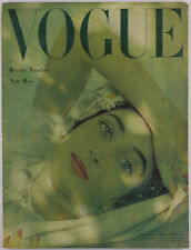 LEE MILLER Norman Parkinson OLYMPICS Venice Biennale VOGUE MAGAZINE AUGUST 1948