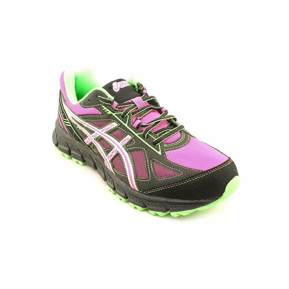 ASICS Gel-Scram 2 T3G7Q Trail Running Damens Schuhes Sz 6.5 NEW