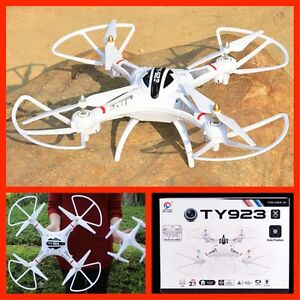 Quadcopter-TY923-GIGANTE-52-X-52-cm-2-4GHz-4-CHANNELS-6-AXIS-DRON-HELICOPTERO