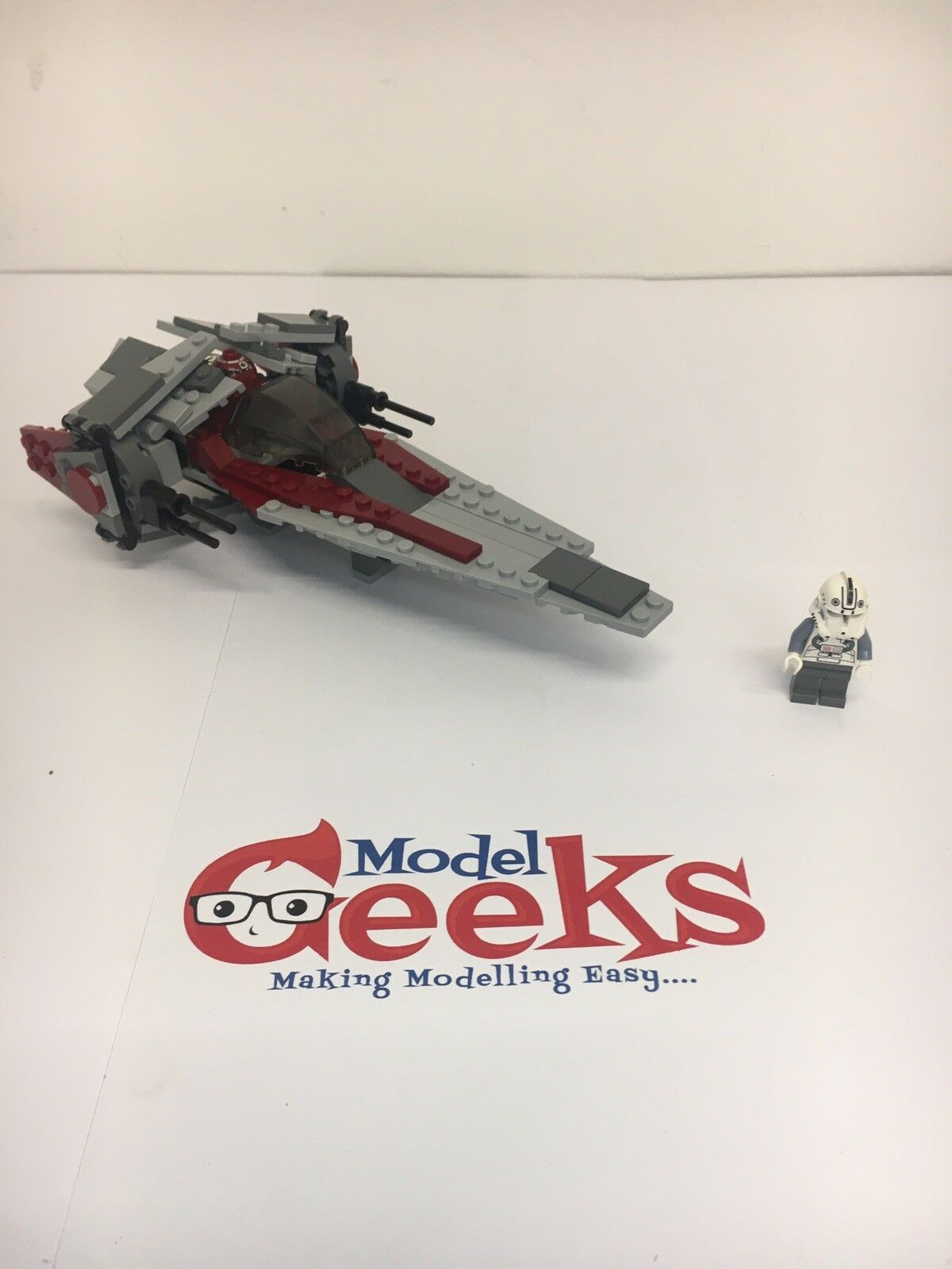 Lego Star Wars 6205 V-Wing Fighter