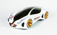 New Kids B/O Super Fast Racing Concept  Car 3DLights Sound Rotate Toy Gift UK