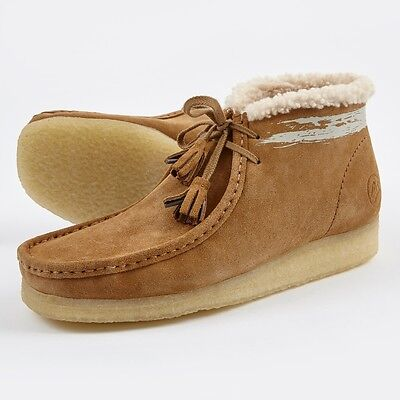 Goodhood X Clarks originals homme, wallabees Limited Edition ** UK 9,10,11,12 G | eBay