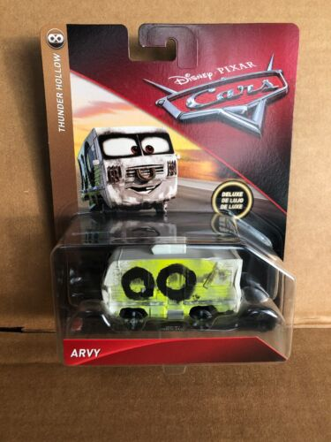 New 2018 Card DISNEY CARS DIECAST Deluxe Combined Postage Arvy Cars 3