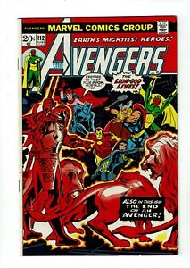 Avengers-112-VF-8-0-1st-Appearance-of-Mantis-Iron-Man-Thor-Black-Widow