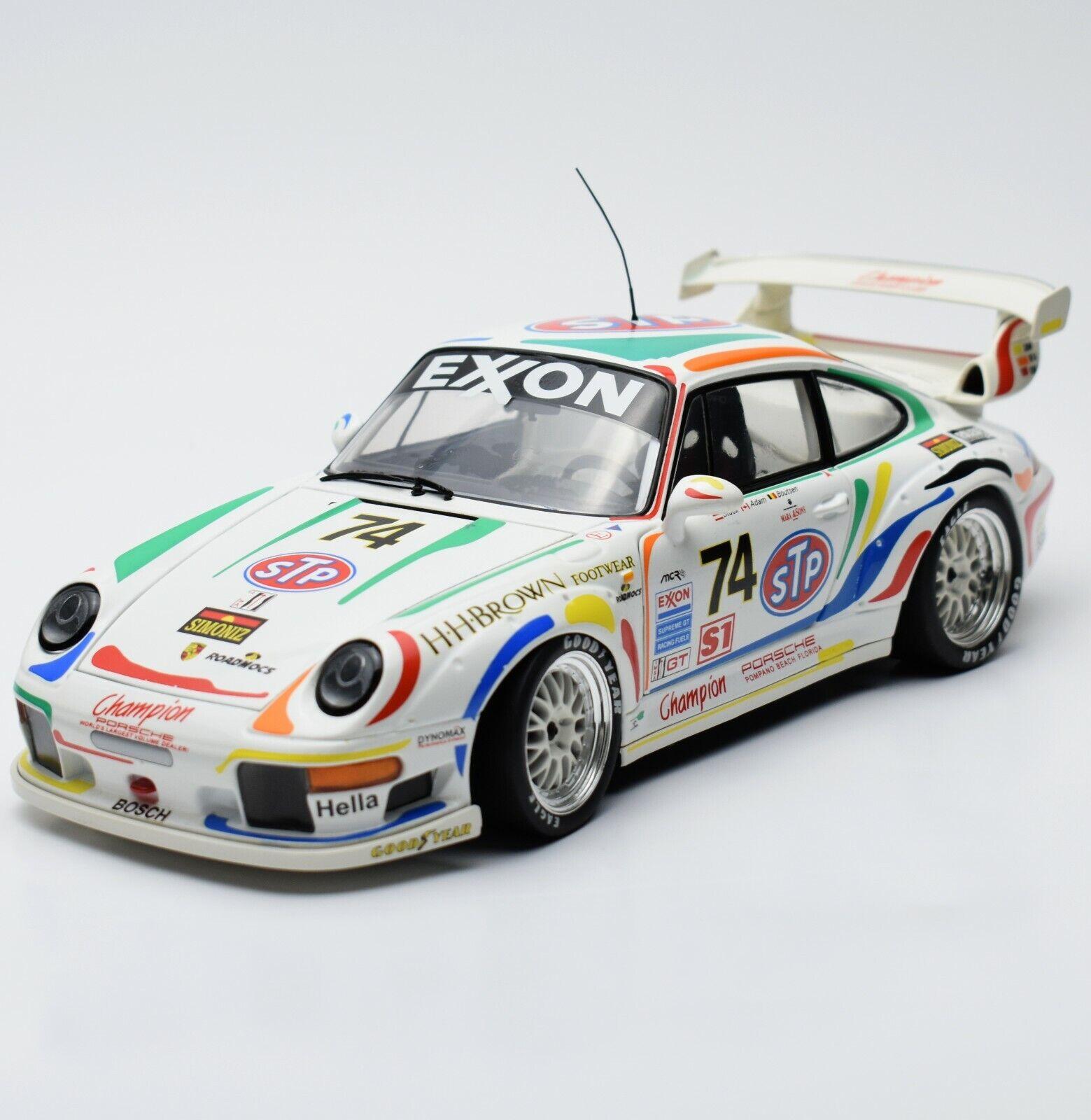 Porsche 911 Carrera RS car.tima EXCLUSIV 1 of 150 signalgrün Spark 993