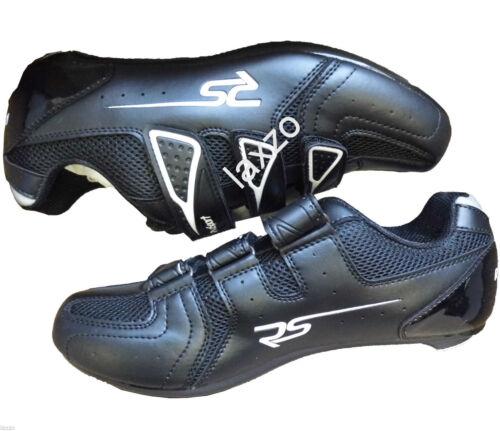 Riva sport chaussure SHIMANO SPD SL Noir /& Look Kéo Cyclisme Vélo