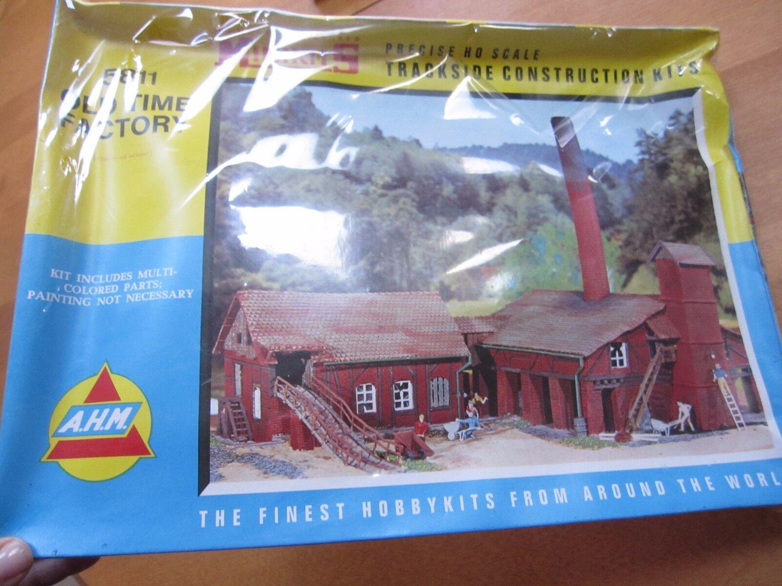 acquistare ora Nuovo Minikits Old Old Old Time Factory Train Kit HO Scale nuovo In Sealed scatola 5811  prezzo più economico